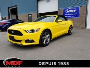 2016 Ford Mustang V6 Décapotable