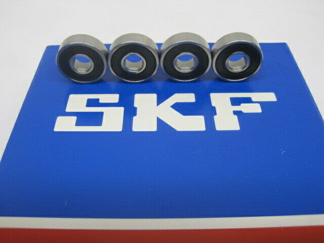 2Z Kugellager 8x22x7 mm Rillenkugellager 16 Stück  608ZZ