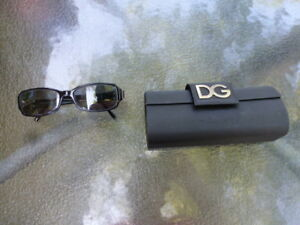 Dolce & Gabbana sunglasses frame lenses to be changed with case