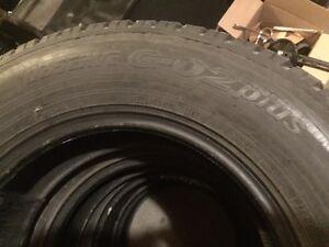 Set of 4 Toyo winter tires Cornwall Ontario image 4