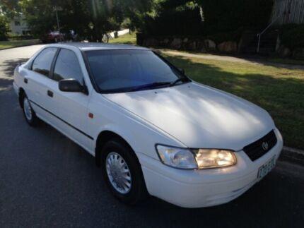 1998 Toyota Camry SXV20R CSi White 4 Speed Automatic Sedan Chermside Brisbane North East Preview