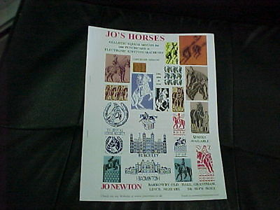 Jo's Horses-Excellent Horse Designs Card & Electronic