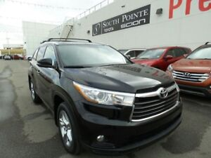 2015 Toyota Highlander Limited | Navigation | Dual DVD | 7 Pass