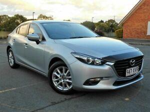 2017 Mazda 3 BN5276 Maxx SKYACTIV-MT Silver 6 Speed Manual Sedan Chermside Brisbane North East Preview