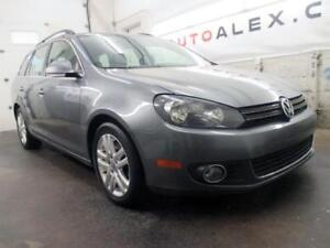 2011 Volkswagen Golf TDI Highline TOIT PANORAMIQUE CUIR MAGS