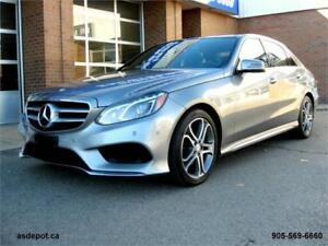 2014 Mercedes-Benz E-Class E 250 BlueTEC, LOADED!!!!!!!
