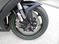 2018 KAWASAKI ZX10 R SE.Top Spec Electronic Suspension