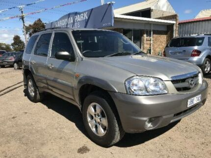2005 Mazda Tribute Limited Sport Gold 4 Speed Automatic Wagon South Geelong Geelong City Preview