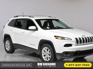 2016 Jeep Cherokee NORTH 4X4 SIEGES ET VOLANT CHAUFFANT CAM BLUE