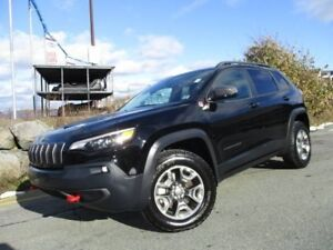 2019 JEEP CHEROKEE Trailhawk L PLUS (V6, PANO ROOF, HEATED/COOLE