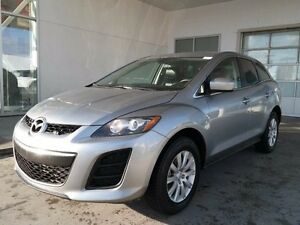 2011 Mazda CX-7 GX, LEATHER, SUNROOF, AC, ALLOYS
