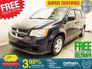 2011 Dodge Grand Caravan SE Canada Value Pack *Warranty*