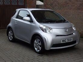 2010 Toyota IQ VVTI ONLY 68k, FREE ROAD TAX £3500