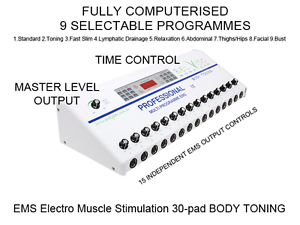 """STOCK CLEARANCE SALE"" ELECTRIC MUSCLE STIMULATOR ABS BUTT LEGS Palmerston Area Preview"
