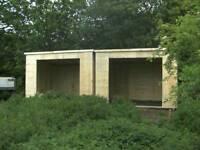 Animal shelter £450