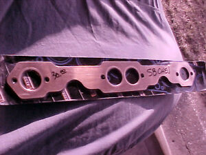 EXHAUST COPPER GASKET SETS BBCHEV SBCHEV SBFORD