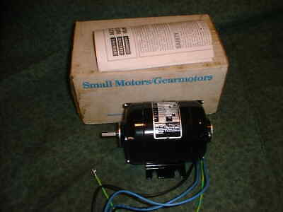 New Bodine Electrical Motor 600lg7007 -- Type Nch13 31853-b2