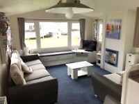 PRIVATE SALE 38x12 Foot Willerby at Haggerston Castle on South Lawn