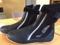 Gul All Purpose 5mm Dura-Flex neoprene wetsuit boots