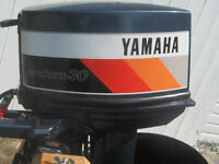 NEW Yamaha Enduro 30 HP outboard