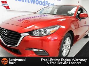 2018 Mazda Mazda3 Sport TOUR FWD hatch with heated seats, heated