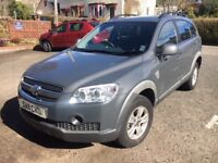 Chevrolet Captiva 2.0 CVDTi Excellent condition, FSH serviced by Arnold Clark cheapest SUV in UK