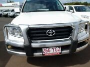 2007 Toyota Landcruiser VDJ200R GXL Glacier White 6 Speed Sports Automatic Wagon Atherton Tablelands Preview