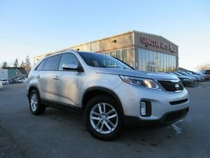 2014 Kia Sorento LX AWD, HTD. SEATS, BT, ALLOYS, 71K!