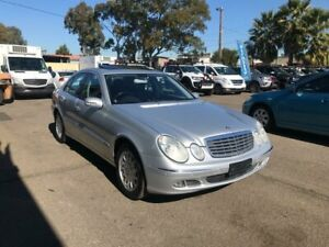 2005 MERCEDES-BENZ E280 ELEGANCE W211 MY06 SPORT AUTOMATIC SUNROOF LEATHERS SEATS ALL OPTIONS 6 MONT Lansvale Liverpool Area Preview