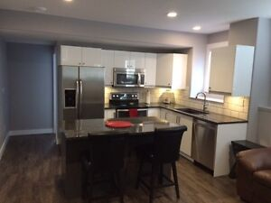 Rosewood Executive Style Furnished Legal Basement Suite