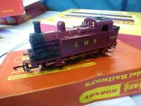 TRIANG HORNBY R52SLMS 0-6-0 TANK LOCO