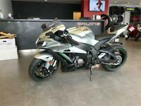 2018 KAWASAKI NINJA ZX10R ABS!$42.07 WEEKLY WITH $0 DOWN!!CLEAN! Markham / York Region Toronto (GTA) Preview