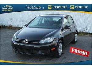 2010 Volkswagen Golf Trendline