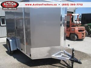 2016 NEO ALUMINUM FRAMED ENCLOSED CARGO 6 X 10 - SAVE $$ WITH US