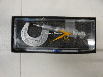 Brown Sharpe 599 Micrometer