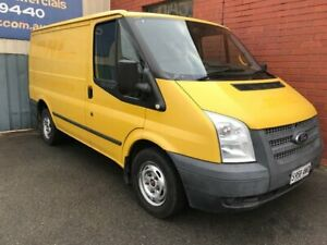 2013 Ford Transit VM SWB Yellow Manual Woodville Charles Sturt Area Preview