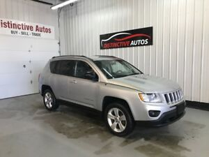 2012 Jeep Compass North 4x4 BLUETOOTH LOW PAYMENTS