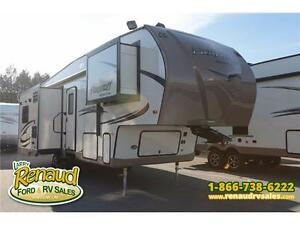 NEW 2016 Forest River Flagstaff Super Lite 526 RLWS 5th Wheel Windsor Region Ontario image 1