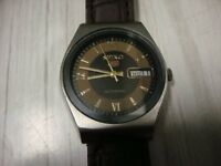VINTAGE MENS SEIKO AUTOMATIC (BROWN) WATCH