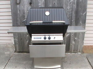 BBQ Bar-B-Que Broil Master Premium Grill Stainless Steel