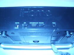 iHome ID91 Dual Alarm Clock Radio for iPod iPhone & iPad