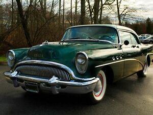 1954 Buick Riviera Super