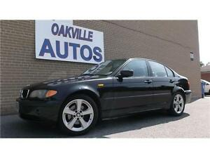 2005 BMW 3 Series 325i Executive Edition 153k KM,