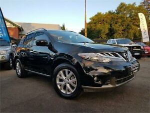 2012 Nissan Murano Z51 MY12 TI Blue Continuous Variable Wagon Mount Hawthorn Vincent Area Preview