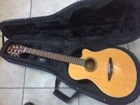 Excellent condition Yamaha APX5NA Electro Classical Guitar