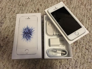 Brand New 16 Gb IPhone SE with Apple Care Plus+