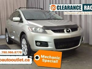2008 Mazda CX-7 GT 4dr Front-wheel Drive