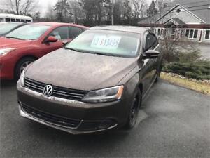 2013 Volkswagen Jetta TDI AUTO **LOW MILEAGE** $99 bi-weekly OAC