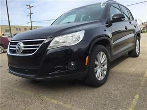 2009 Volkswagen Tiguan Trendline Heated seats, MP3, ESP