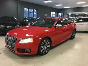 2008 Audi S5**NAVI**NO ACCIDENTS**BANG&OLUFSEN**VERY CLEAN ONE!!